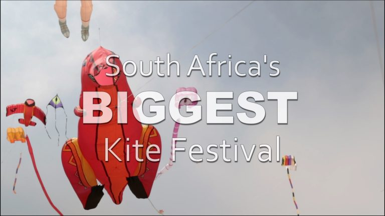 YouTube Video of CT Kite Fest Highlight Reel